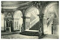 Vintage postcard Grand Stair Case City Hall Belfast Northern Ireland W E Walton