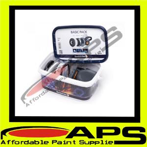 Sundstrom Basic Pack SR900 Kit Face Mask Spray Painter PPE