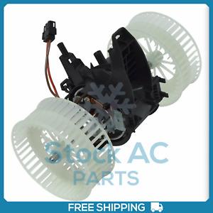 A/C Blower Motor for BMW 525i, 525xi, 528i, 528xi, 530i, 530xi, 535... QU