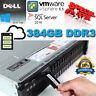 Dell PowerEdge R720 Xeon E5-2640 384GB DDR3 4x 600GB 10K SAS H710P Turbo 3.00Ghz