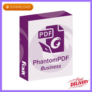 ✅Foxit PhantomPDF Business 10.1.1 Full Version | Latest 2021✅