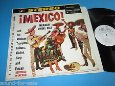 Miguel Dias - Diaz & His Mariachis / Mexico (Audio Fidelity 155 011 FBY) - LP