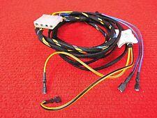 Originaler BMW E28 Kabelbaum Teilstück Hinten Stereo 1369437