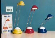 LAMPADA  DA SCRIVANIA LUCE ALOGENA  LUME DA TAVOLO DESIGN LAMPADA COMODINO