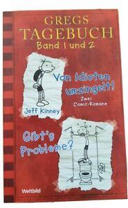 """Gregs Tagebuch"" Band 1 und 2, Jeff Kinney"