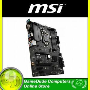 MSI Z390 PLUS Motherboard USB3.1 M.2 DDR4 Intel Z390 8th Gen LGA1151 [F36]