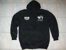 Nuevo jeep cj-7 Xtrem hoody Hoodie negro Veste Jacket chaqueta Vest Gilet