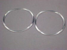 2 BELTS OEM STYLE Porter Cable  Random Orbit Sander, No.  903373 USA drive belt