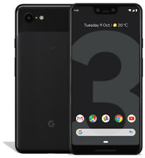 Google Pixel 3 XL Unlocked Black 64GB G013C 'LCD BURN' with warranty