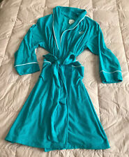 NEW M.MAC Blue Bathrobe Plus Sz 3X
