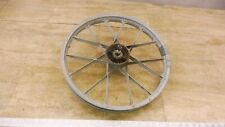 1977 Puch Pedal Moped S355-2) front wheel rim 17in