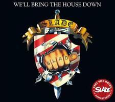 SLADE - WE'LL BRING THE HOUSE DOWN [BONUS TRACKS] NEW CD