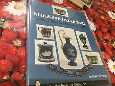 Wedgwood Jasper Ware: A Shape Book and Collectors Guide by Michael Herman (Hardb