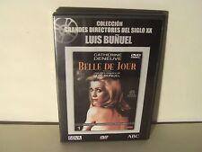 BELLE DE JOUR de LUIS BUÑUEL y CATHERINE DENEUVE