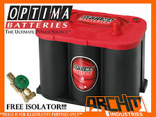 OPTIMA R34 RED TOP||12VBATTERY|| HIGH POWER|RHP|800CCA