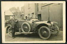 Army Staff Car THORNYCROFT TOURER of The King's (LIVERPOOL REGT.) Superb 1914 RP