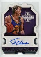 2013-14 TOM CHAMBERS 04/15 AUTO PANINI INNOVATION DIE-CUT AUTOGRAPHS