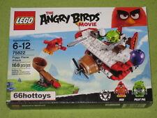 Lego Angry Birds Movie 75822 Piggy Plane Attack New