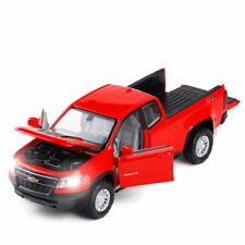 1:32 Chevrolet Colorado ZR2 Pickup Truck Model Car Alloy Diecast Toy Vehicle Red