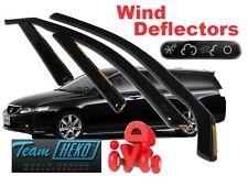 HONDA ACCORD  2003 - 2008  ESTATE / WAGON  Wind deflectors 4.pc   HEKO   17125