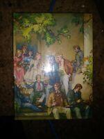 Vintage Jo's Boys Book Louisa May Alcott 1949 Illustrated by Louis Jambor