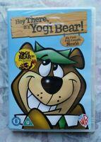 Yogi Bear: Hey There, It's Yogi Bear (DVD 2011) NEW AND SEALED Classic Kids Film