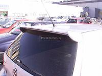 VW Golf IV 4 MK4 Rear Spoiler Roof Spoiler Heck wing Hatchback back door cover