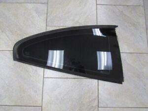 2004-2006 Pontiac GTO OEM RH Passenger REAR Quarter Glass w GOOD Molding H3