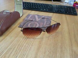Oliver Peoples wire frame sunglasses vintage