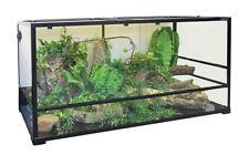 ReptileOne RTF-1200ST  Glass Terrarium / Vivarium Tank (For Lizards Snake Gecko)