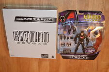 2014 NEW Mattel DC COMICS TOTAL HEROES ULTRA BATMAN BEYOND Deluxe Action Figure