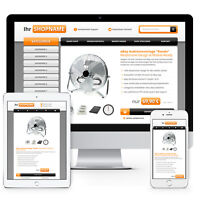 EBAYVORLAGE Auktionsvorlage Rondo RESPONSIVE Mobil Design HTML Template