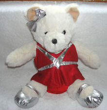 "Radio City Rockettes 10"" Teddy Bear Plush 85th Anniversary Christmas Spectacular"