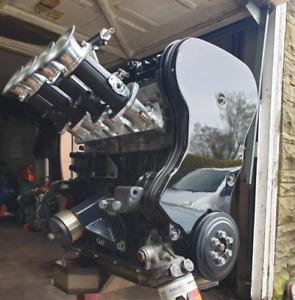 Vauxhall C20XE Inlet Manifold to Suit Jenvey/Weber DCOE Throttle Bodies