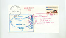 Cinderella, Czyl's penny post, Zeppelin, US Navy
