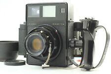 [Excellent+5] Mamiya Universal Press Black Sekor 100mm F3.5 Lens Grip from Japan