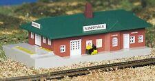 Bachmann - Sunnyvale Passenger Station Built-Up N