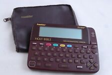 Franklin Bookman Niv-640 Electronic Holy Bible New International For Parts