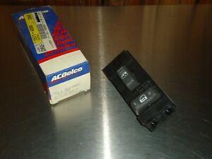 New NOS OEM GM AcDelco Door Window Lock Switch 1999-2002 Chevy GMC Truck Tahoe