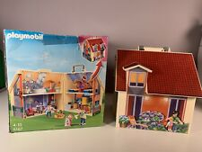 Playmobil Carry Case Take Along House Boxed 5167 Empty