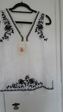 Brand New With Tags . Monsoon Ladies Summer Sleeveless Top Size 12