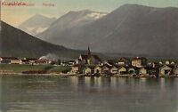 Postcard View of Mandal Norway
