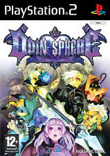Odin Sphere (Sony PlayStation 2, 2008) - European Version