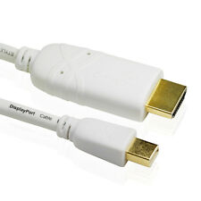 3m - Cablesson Mini Displayport auf HDMI Kabel - Thunderbolt Anschluss - 1080p