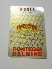 FIGURINE PANINI CALCIATORI SCUDETTO N.400 MONZA 1984-85 84-85 NEW - FIO