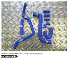 VW Golf Mk1 GTi 1.6 Ancillary Silicone Hose Kit Roose Motorsport