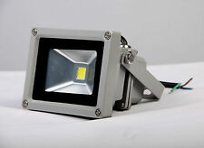 WATERPROOF 10W RGB LED FLOOD COLOUR LIGHT AC FOR OUTDOOR + IR REMOTE CONTROLLE