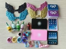 Accessories clothes wings computer tablet Drink Bow Collars for lps dog cat