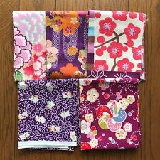Cutting Japanese cloth  5pcs set