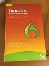Dragon Naturally Speaking Version 12